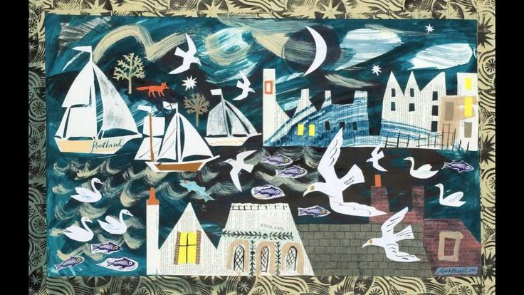 A short film we made about Mark Hearld's work