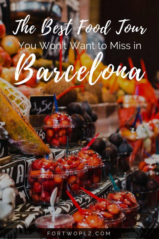 food lovers company barcelona s best food tour