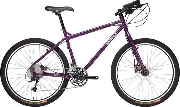 Troll | Bikes | Surly Bikes rear trailer connection