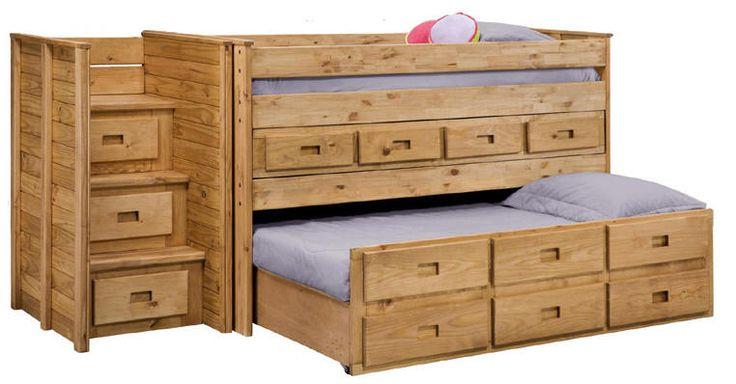 28 Best Loft Beds Images On Pinterest Kid Beds Loft