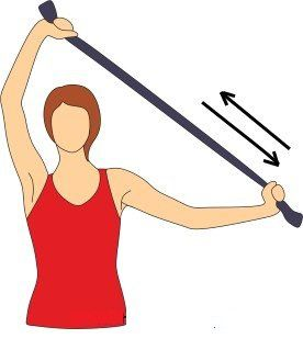 "Many women struggle to eliminate back fat, also known as ""bra rolls"" or ""love handles"". Here we have a series of simple exercises that will allow you to"
