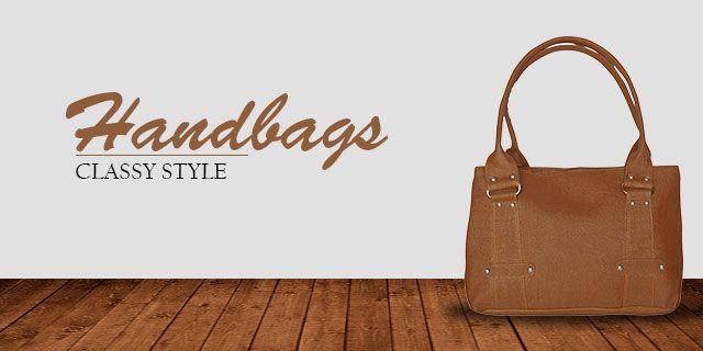 Classy handbags in town...... Show now https://www.makemyorders.com/women/bags/