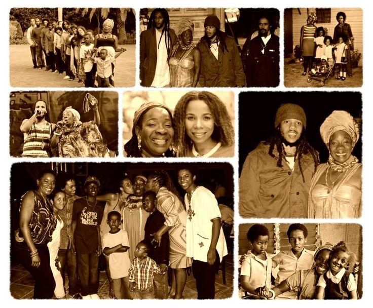 Marley Family #livemarley