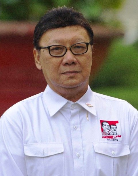 Tjahjo Kumolo - Menteri Dalam Negeri Asal Surokarto, Solo