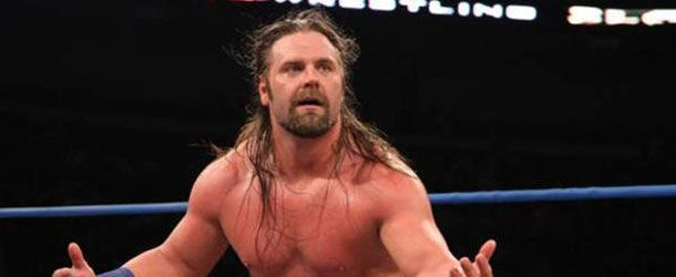 As noted, James Storm was plugging the WWE Network and Susan G. Komen fundraiser...