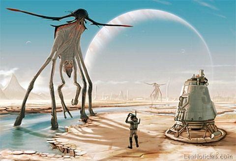 Así viven los extraterrestres entre nosotros - http://www.leanoticias.com/2012/02/15/viven-los-extraterrestres-en-perfecto-equilibrio-con-la-naturaleza/