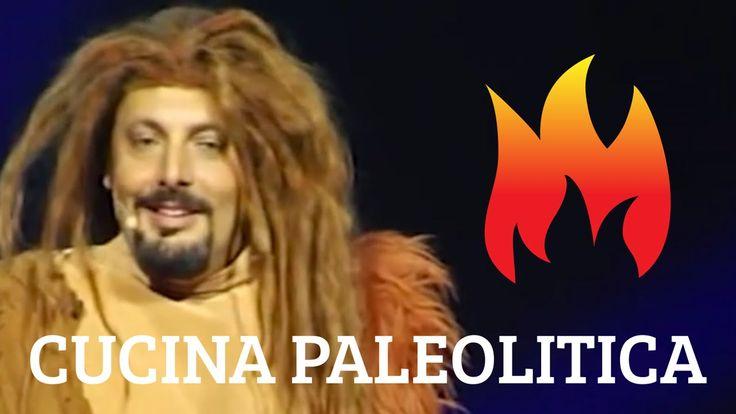 Enrico Brignano - Cucina paleolitica