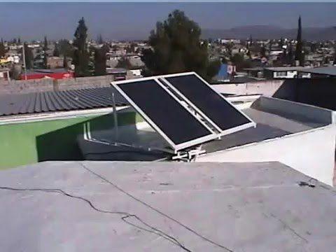 Seguidor solar hecho en casa con un limpiaparabrisas y algunos componentes baratos. Mejora el rendimiento del sistema de energía.