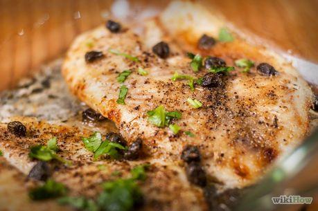 Cómo cocinar tilapia al horno con mantequilla y limón (mojarra al horno)