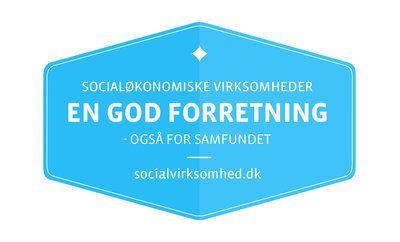 Vækstcenter for socialøkonomisk virksomhed.