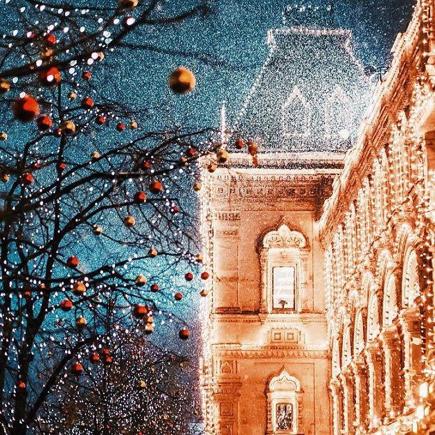 É assim que fica a cidade de Moscou durante o Natal ortodoxo   Nômades Digitais