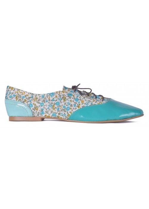 Oxford Turquoise $500.00 MXN