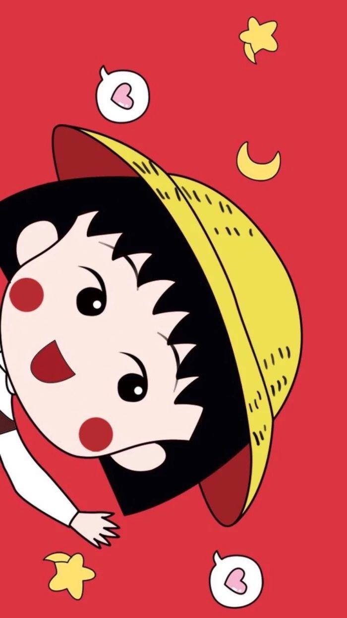 Pin Oleh Hola Amiga Di Chibi Maruko Chan