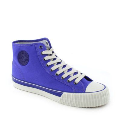 """I would love to get these and call them my """"American Cancer Society Kicks"""" --- PF Flyers Mens Center Hi Reissue"""