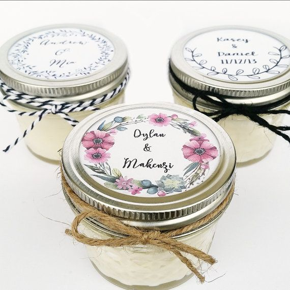 Best 25 Mason Jar Wedding Favors Ideas On Pinterest Favours Useful And Candy