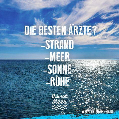 Strand, Meer, Sonne & Ruhe. Mehr braucht man nicht. Mee(h)r hier >>
