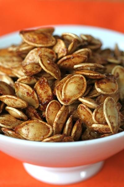 Salty Pie Spiced Pumpkin Seeds