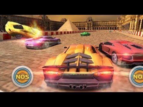 Juegos de CARRERAS de Carros paRa niños 24 - videos de autos o coches gr...
