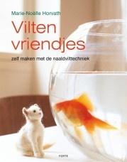 Marie-Noelle Horvath boeken - Vilten vriendjes