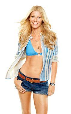 Get Down to Gwyneth Paltrow's Workout Playlist