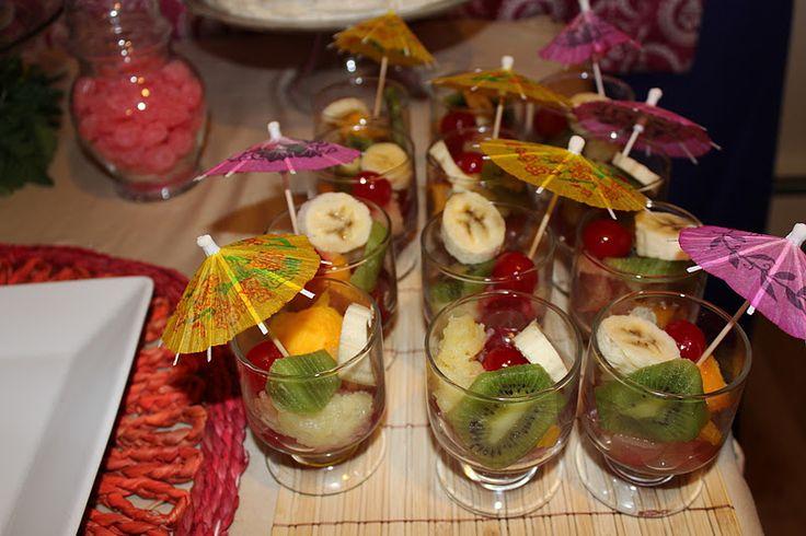 блюда на гавайскую вечеринку фото ней невозможно