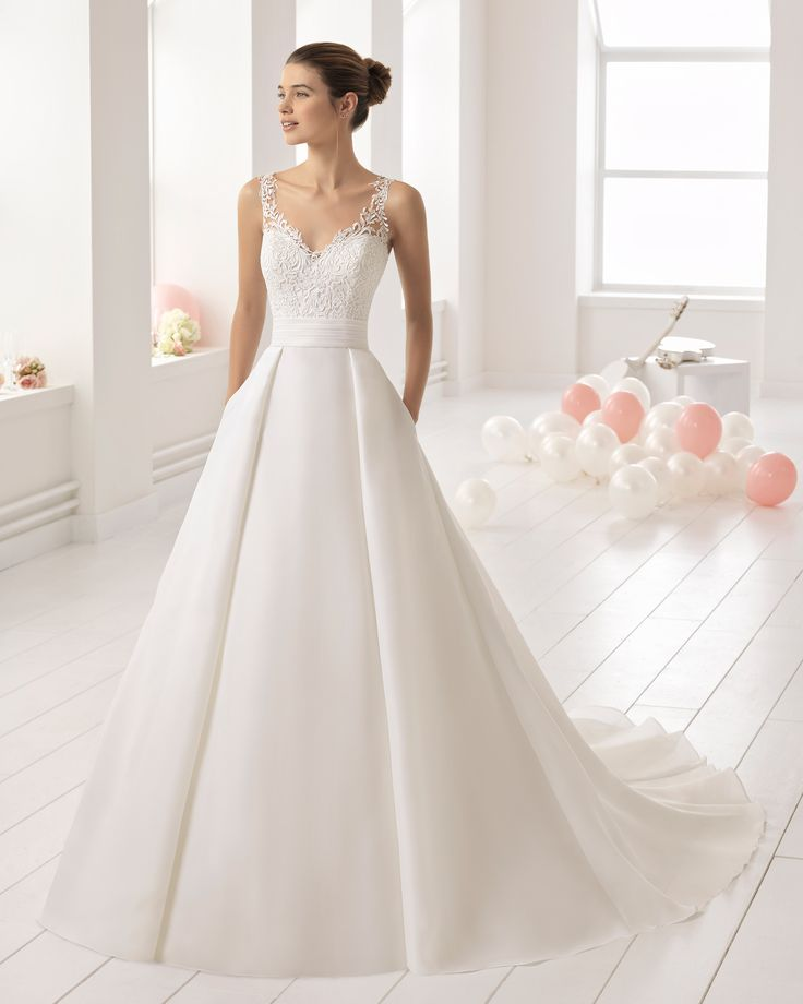 8 best Brautkleider images on Pinterest | Wedding dressses ...