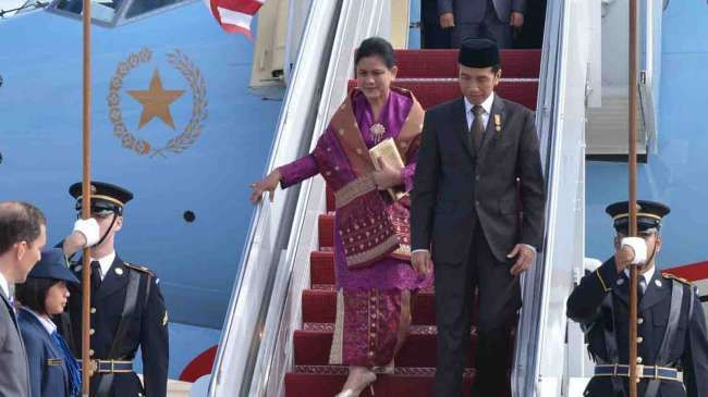 Presiden Joko Widodo bertolak menuju Antalya Turki untuk menghadiri Konferensi Tingkat Tinggi (KTT) G20.