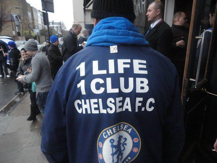 1 Life 1 Club... Chelsea FC...