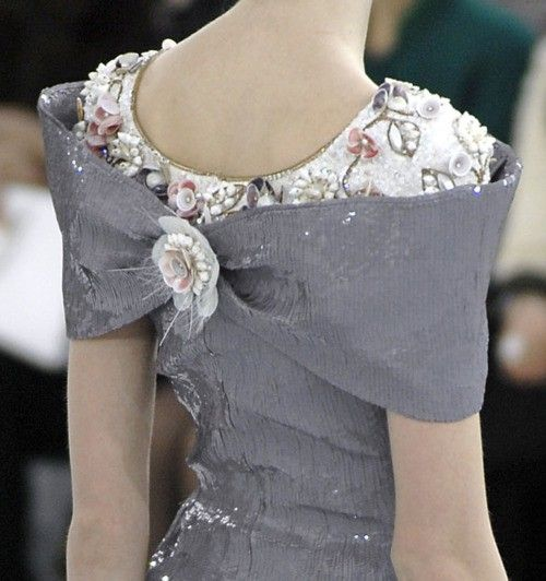 What Alerie Tyrell would wear,Chanel
