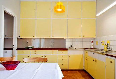 Vackra kök som numera mestadels är ett minne blott - Byggfabriken – modern byggnadsvård: Bloggen