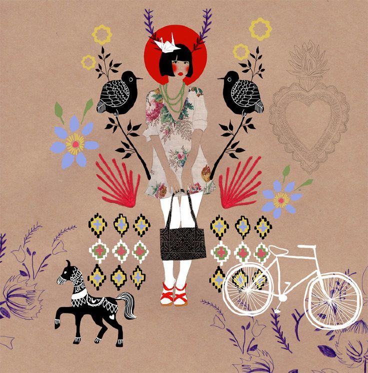 Wild Jam - Jessica Singh - illustrator