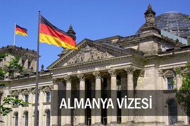 Almanya Vizesi hakkında tüm merak edilenler. Almanya vizesi nasıl alınır ? Almanya vize ücreti, başvuru süreci gibi pek çok konuda bilgi alabileceğiniz bir kaynakça.