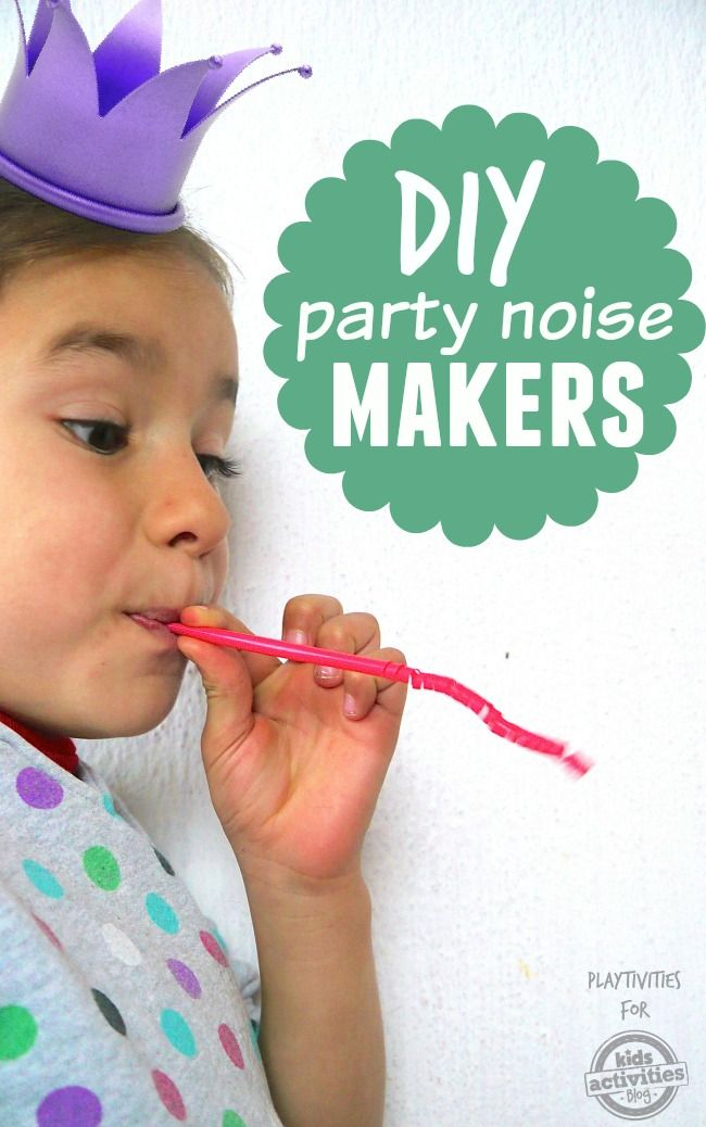 party noise makers