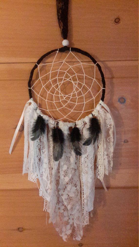 Dreamcatcher bohème hippie ethnique folk gipsy by ladiejaneclothes