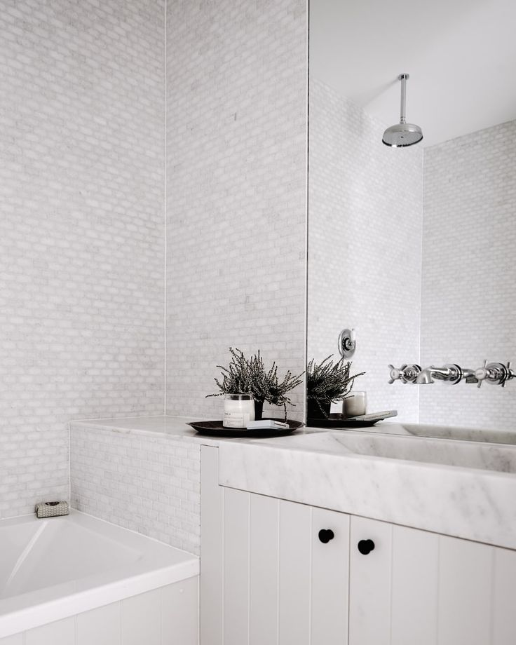 pale grey monochrome bathroom, textured finishes, Chan + Eayrs | New Cross Lofts