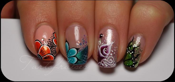 Nail art design  Nail-art