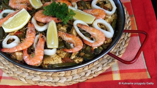 Kulinarne przygody Gatity: Paella mixta