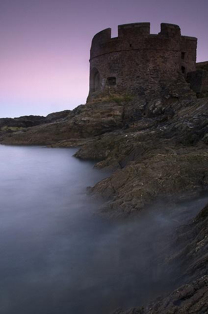Pendennis Head, Falmouth, Cornwall