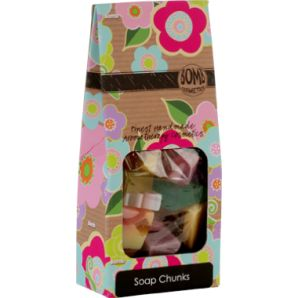 Lovely soaps by #BombCosmetics <3 #giftset  #showertime