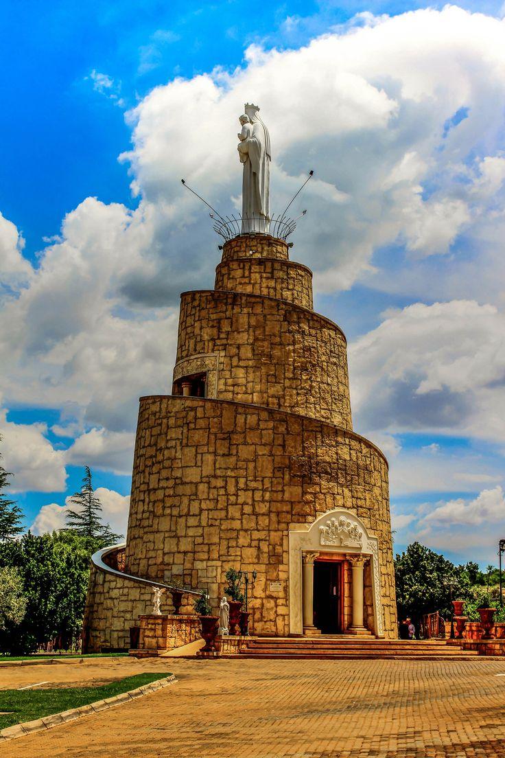 Maronite Church Mulbarton Outside HDR