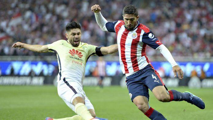 América vs Chivas en vivo 18-10-2017 El Clásico Mexicano - Ver el Clásico de Clásicos América vs Chivas en vivo 18-10-2017 por la Liga MX. Resultados horarios canales de tv que transmiten en tu país.