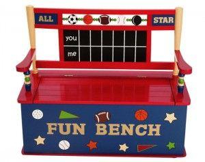 Sports Toy Box - http://www.kidsdimension.com/sports-toy-box/