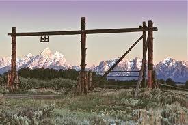 moose head ranch, wyoming. summer 2012?