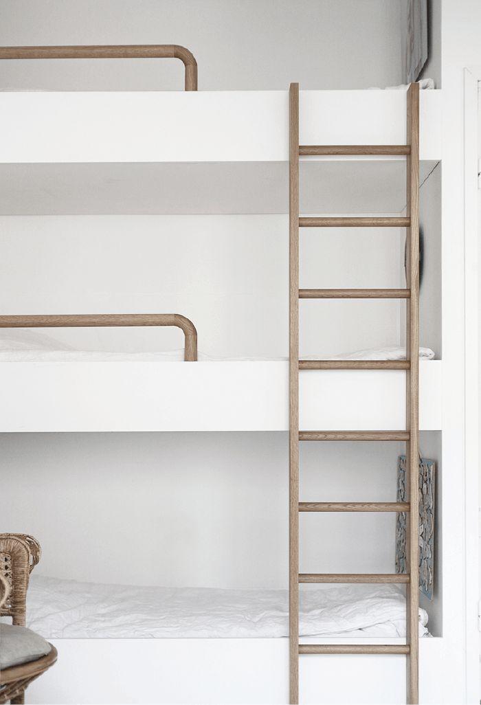 Les 25 meilleures id es de la cat gorie lit superpos escalier sur pinterest - Petits lits superposes ...