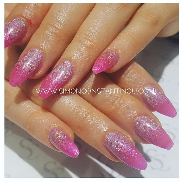 Acrylic Nail Extensions Give You Length Strength And Shine What