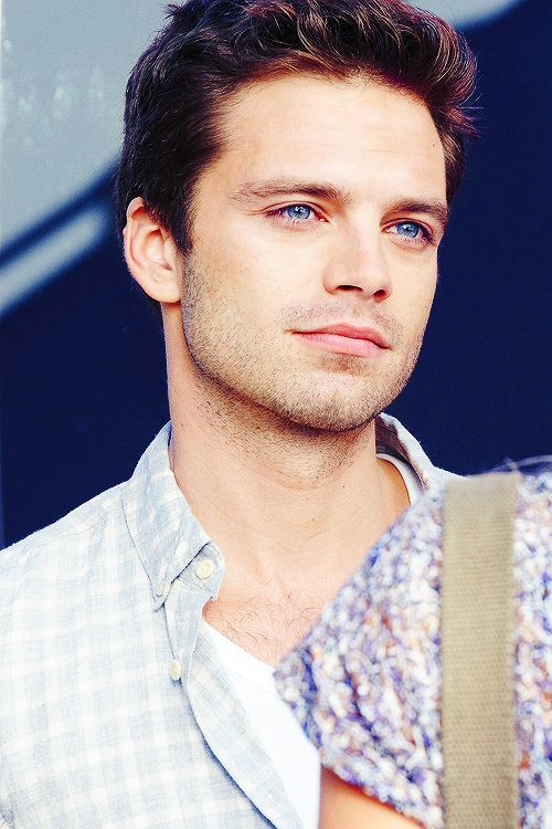 HIS FACE | Sebastian Stan