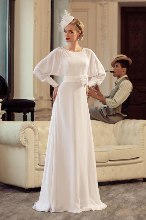 Espectaculares vestidos de novias   Colección Tatiana Kaplun