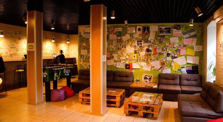 Booking.com: DREAM House Hostel , Kijów, Ukraina - 687 Opinie Gości . Zarezerwuj hotel już teraz!