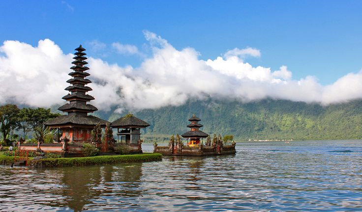 Water Temple-Bali, Indonesia