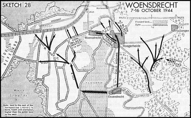 Beveland 7-10 October 1944
